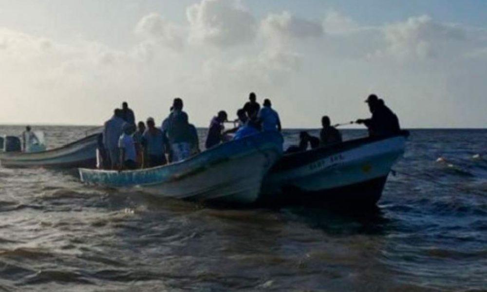 venezolanos detenidos por ingresar a Trinidad y Tobago