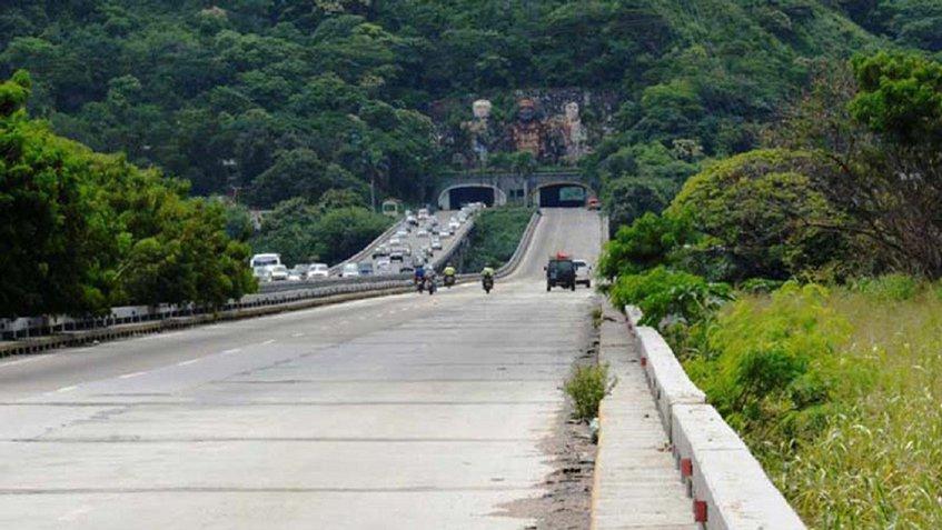 Tramos del Viaducto La Cabrera - Tramos del Viaducto La Cabrera