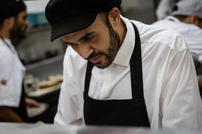 Chef Víctor Moreno - Chef Víctor Moreno