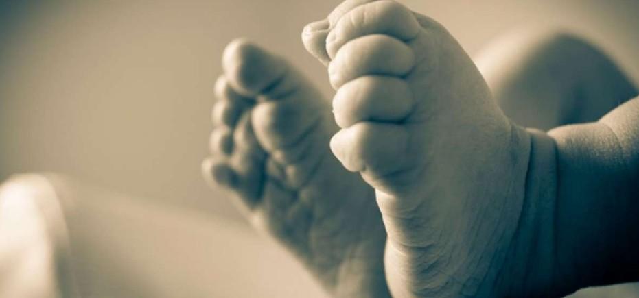 bebe recién nacida abandonada en Falcón
