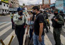844 casos de COVID-19 en Venezuela