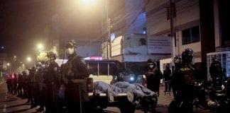 Mueren asfixiadas 13 personas en discoteca