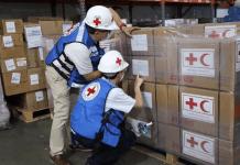 Cruz Roja de venezolana