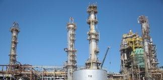 Refinería de Amuay en Falcón - Refinería de Amuay en Falcón
