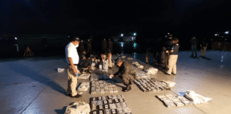 Avioneta con cocaína procedente de Venezuela