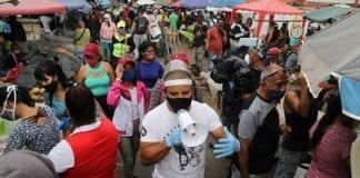 895 casos de coronavirus en Venezuela - 895 casos de coronavirus en Venezuela
