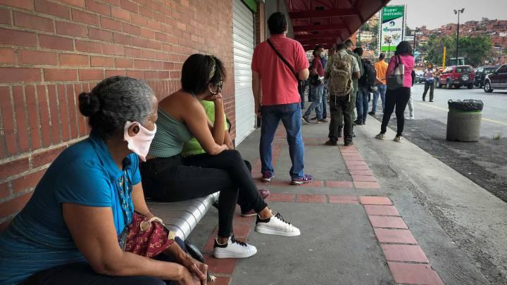 763 casos de COVID-19 en Venezuela