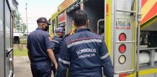 Estación de bomberos en Lomas de Funval