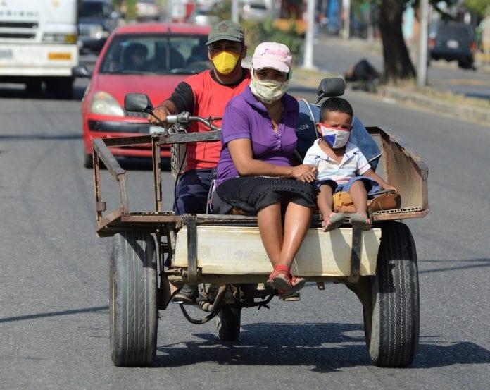 621 casos de COVID 19 en Venezuela - 621 casos de COVID 19 en Venezuela