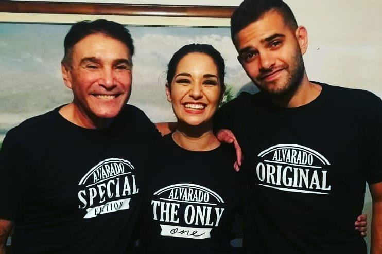 Actriz Daniela Alvarado - Actriz Daniela Alvarado