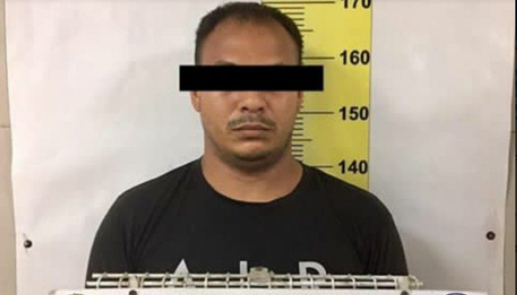Detenido hombre por golpear a su hija