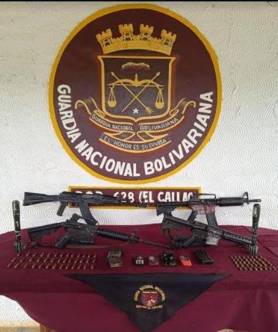 Enfrentamiento en El Callao