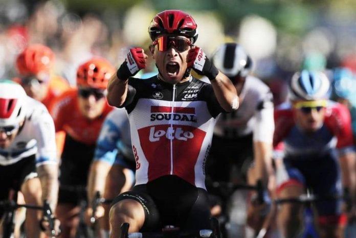 Ewan ganó tercera etapa del Tour . noticias24 Carabobo