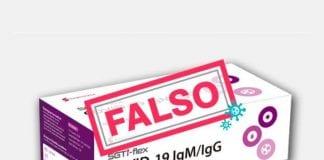 Falsa vacuna