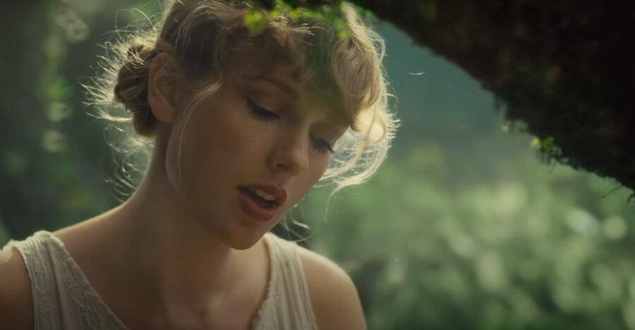 Folklore de Taylor Swift