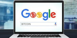 búsquedas en Google para Bitcoin - n24c