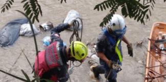 Hallaron cuerpo sin vida en el río Guarenas