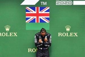 Hamilton amplió su ventaja - noticias24 Carabobo