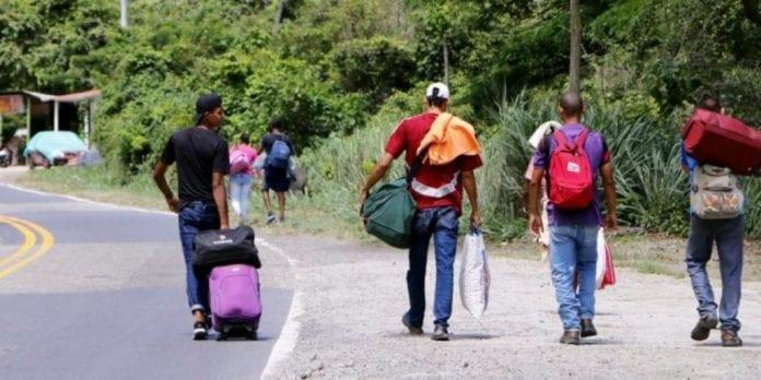 Jóvenes y solteros perfil del migrante - noticias24 Carabobo