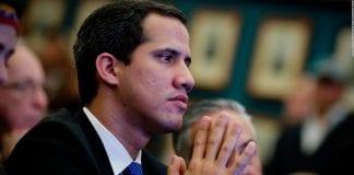 Descenso de Juan Guaidó - Descenso de Juan Guaidó