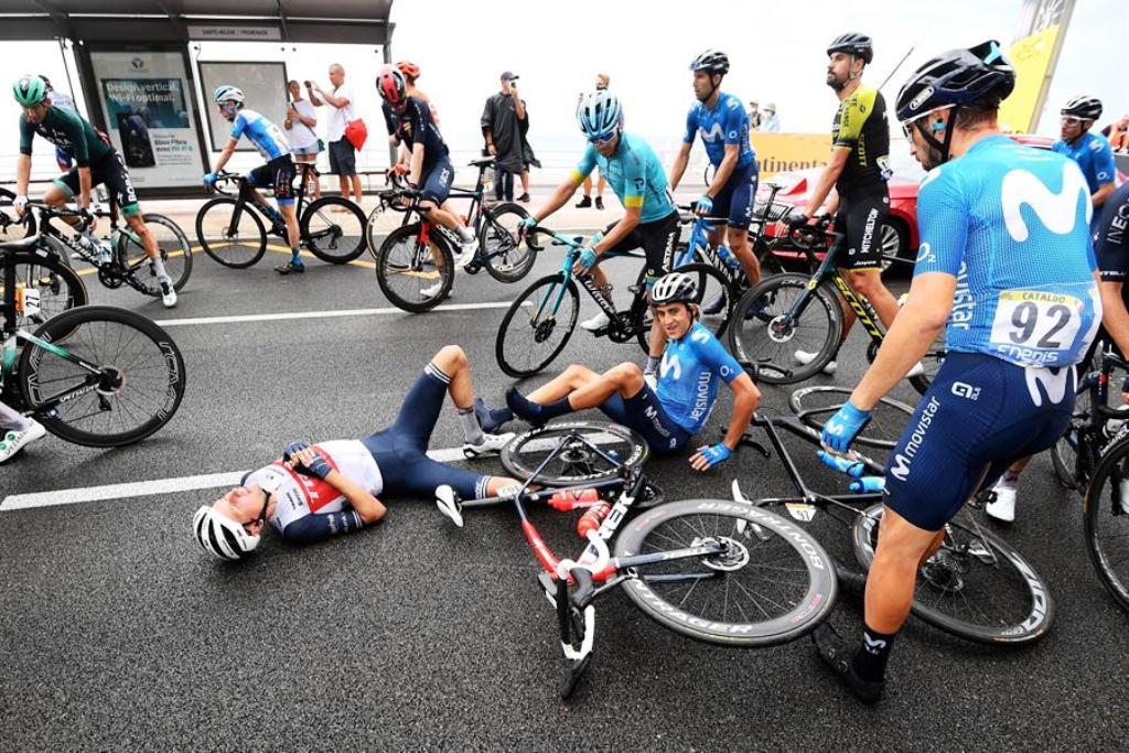 Kristoff estrenó el maillot - noticias24 Carabobo