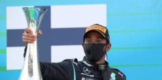 Lewis Hamilton confirma su dominio - noticias24 Carabobo