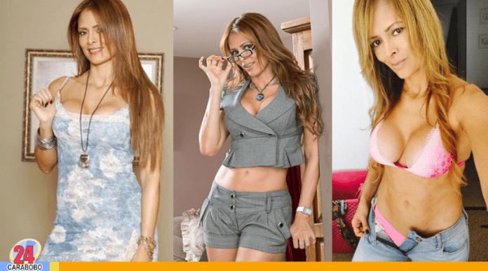 Actriz Monique Fuentes - Actriz Monique Fuentes