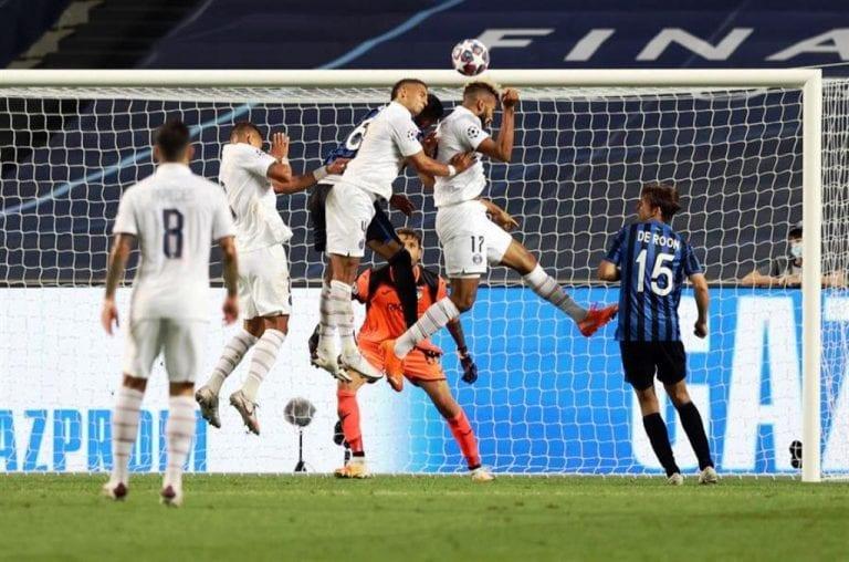 PSG selló boleto a semis de Champions en dos minutos