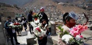 Perú con mayor tasa de mortalidad - noticias24 Carabobo