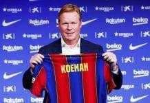 Ronald Koeman nuevo técnico del Barcelona - noticias24 Carabobo