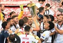 Sevilla conquistó sexta Europa League - noticias24 Carabobo