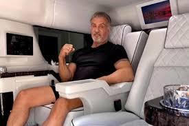 Camioneta de Silvester Stallone - Camioneta de Silvester Stallone