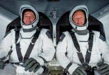 SpaceX regresa a Tierra