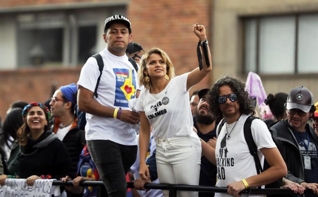 Un canto por Colombia - noticias24 Carabobo