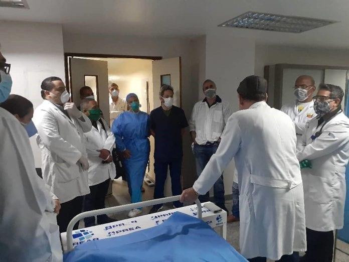 Fallecen dos médicos de COVID-19