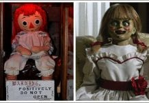 Annabelle desapareció