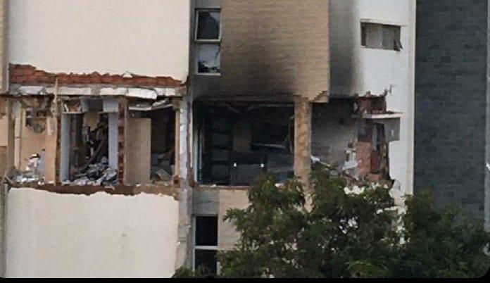 Explosión en Bellas Artes de Maracaibo - Explosión en Bellas Artes de Maracaibo