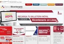 Portal del Banco Bicentenario - Portal del Banco Bicentenario