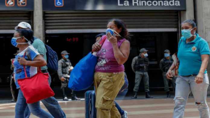 699 casos de COVID 19 en Venezuela - 699 casos de COVID 19 en Venezuela