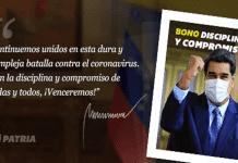 Bono Disciplina y Compromiso - Bono Disciplina y Compromiso