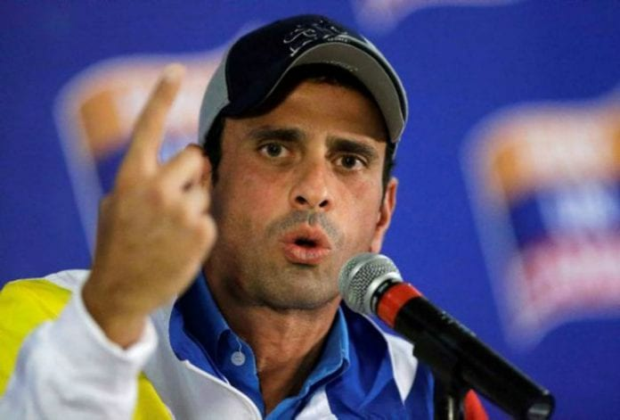Henrique Capriles Radonski - Henrique Capriles Radonski