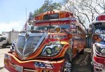 Chicken bus – Chicken bus