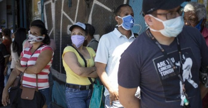 607 casos de coronavirus en Venezuela - 607 casos de coronavirus en Venezuela