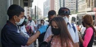 1.148 casos de COVID-19 en Venezuela