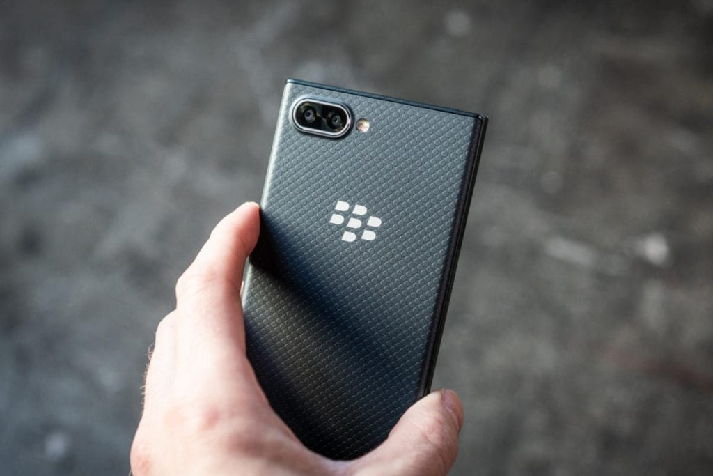 BlackBerry regresa