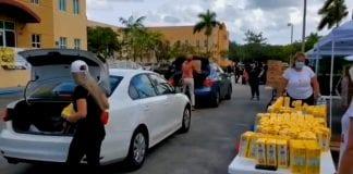 Venezolanos en Miami