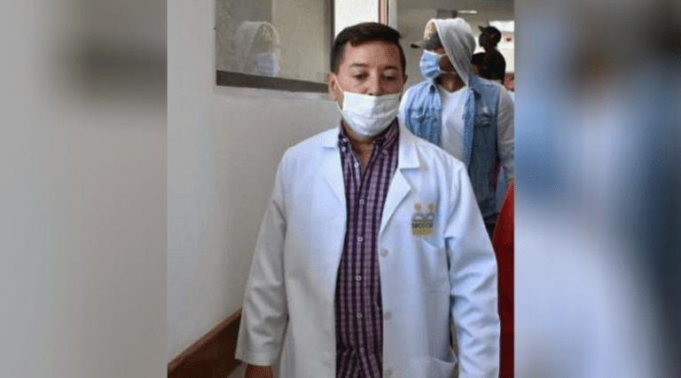 Director del Hospital de Coche falleció por COVID-19