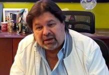 muere el presidente de la FVF
