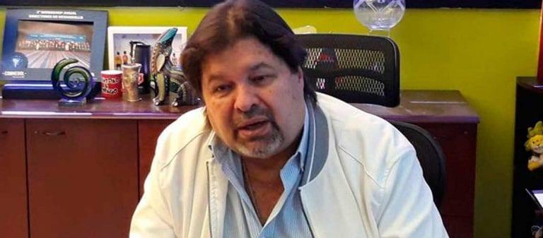 Falleció el presidente de la FVF Jesús Berardinelli