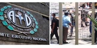 sedes de Acción Democrática en Caracas